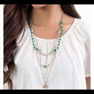 Mystic Mandala Elephant Necklace